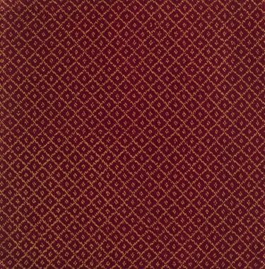 Royal Trellis Burgundy Red - 1/50348