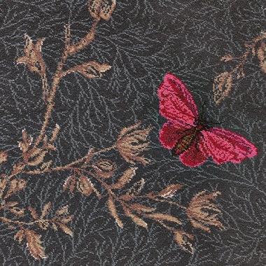 Noir Ruskin Butterfly - 8/50155