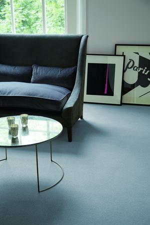 A Modern Twist On A Plain Carpet